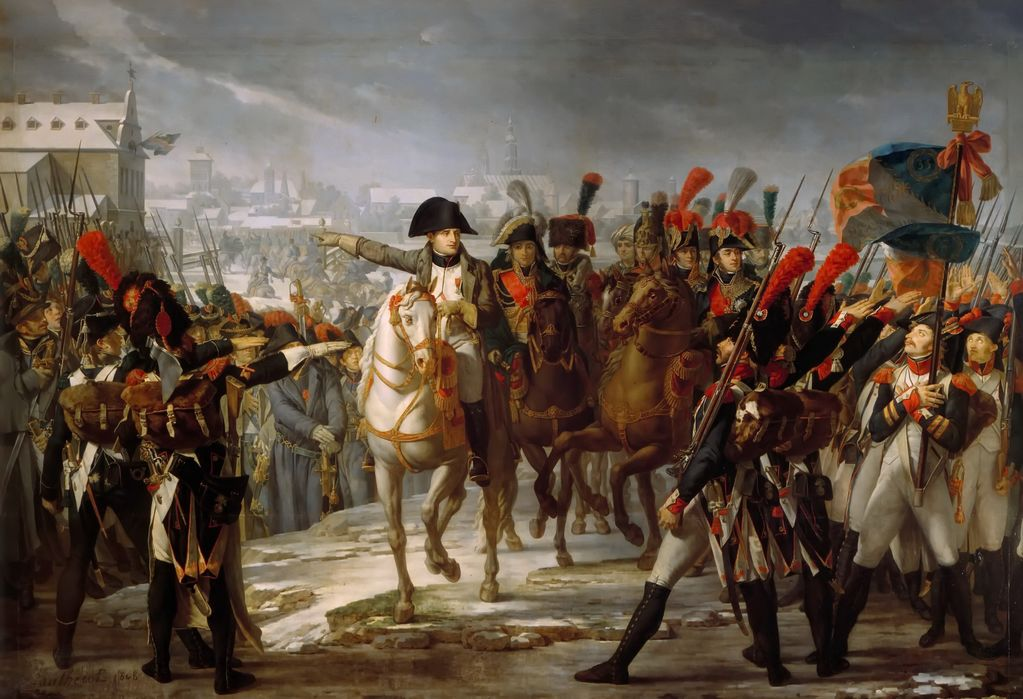 napoleon vs louis xvi Louis xvi of france napoleon i as emperor: french royalty preceded by louis: dauphin of france 20 december 1765 – 10 may 1774: succeeded by louis-joseph.