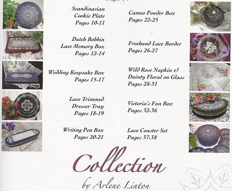 №1. Lanens and Lace Collection by Arlene Linton