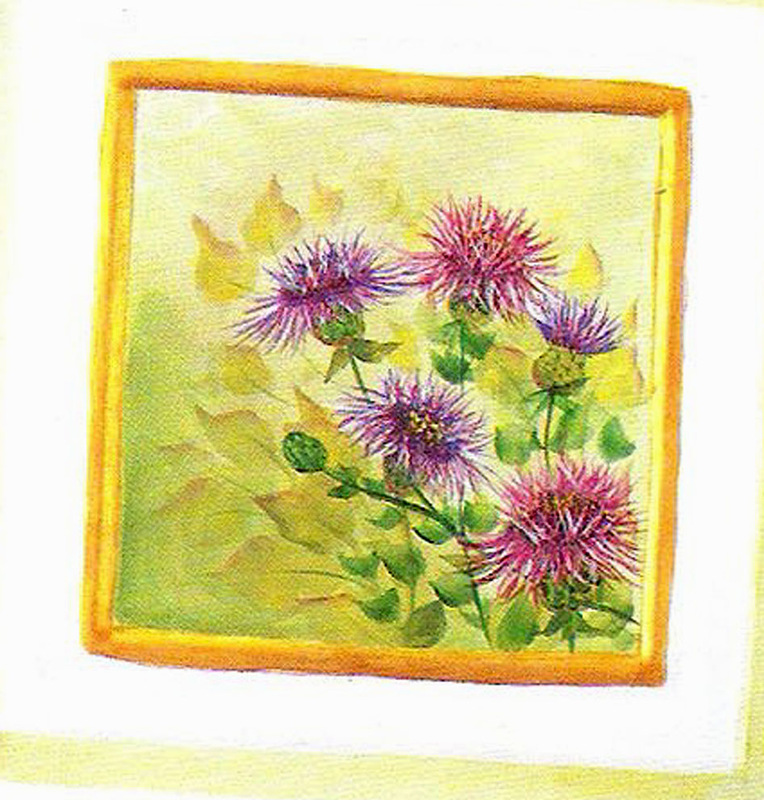 Handpainted Tiles for your home by Diane Trierweiler