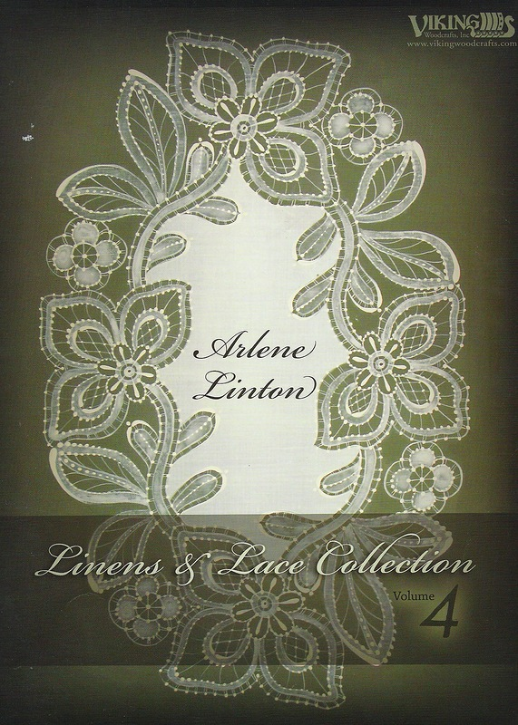 №4. Lanens and Lace Collection by Arlene LintonVolume IV