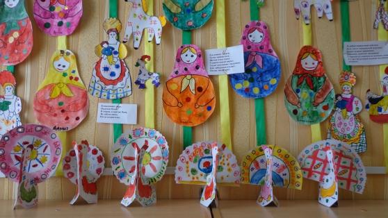 Народная игрушка своими руками в детском саду